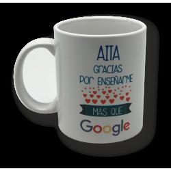Taza Aita Mas Google