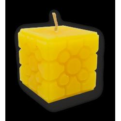 Vela Baldosa de Bilbao Pequeña amarilla