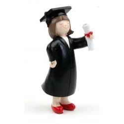 Figura Graduación Chica