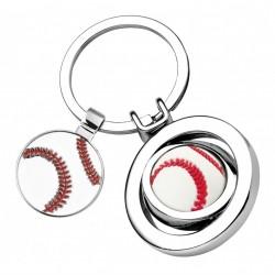 Llavero bola de beisbol