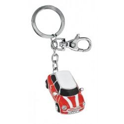 Llavero coche Mini rojo